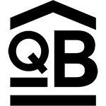 Le logo de mla nouvelle marque QB du CSTB.